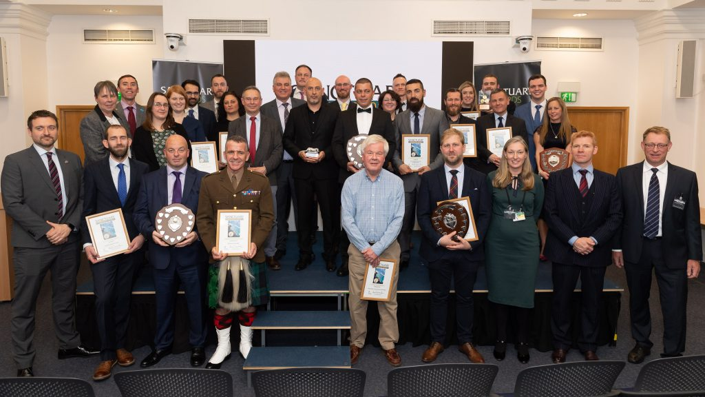 Last year's winners of the MOD Sanctuary Awards
