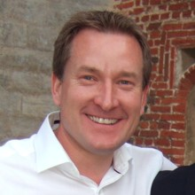 Chris Stening, Consumer Director