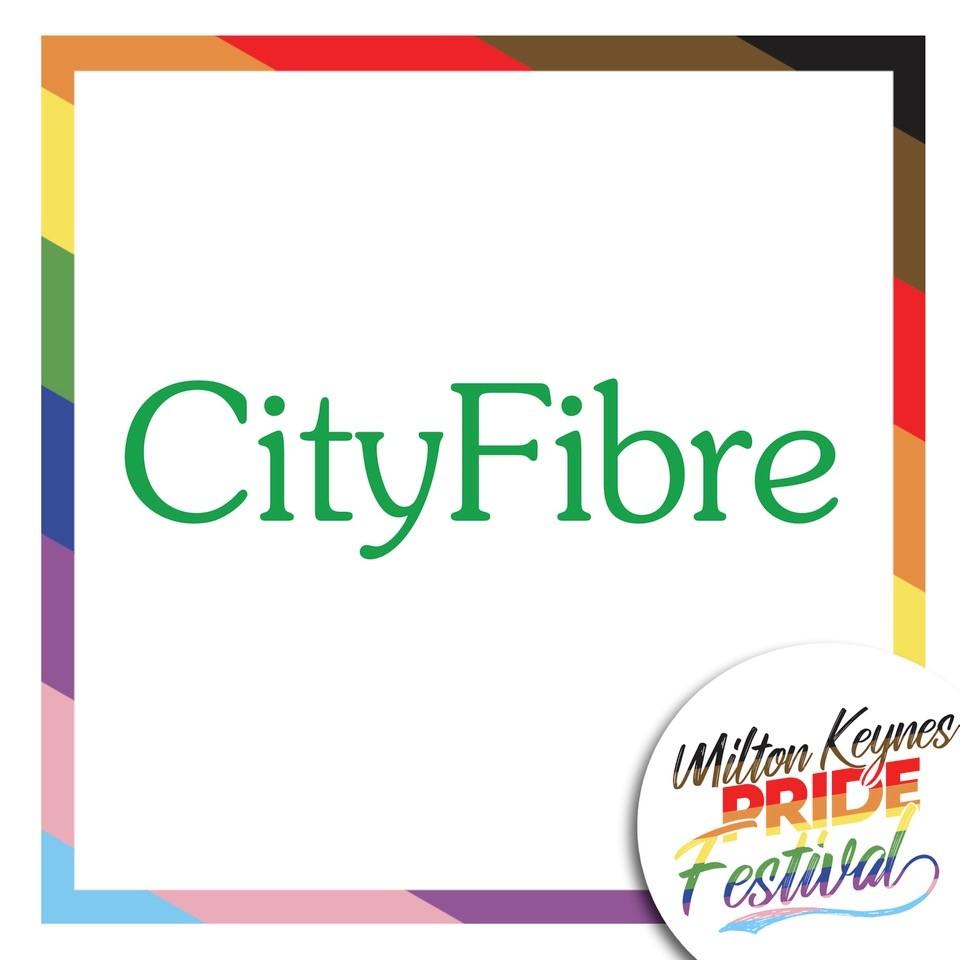 CityFibre Milton Keynes Pride 2021