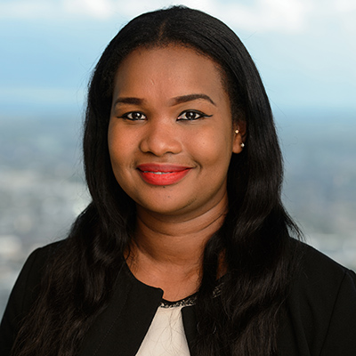 Tomica Dowden, Deputy Manager Corporate Services