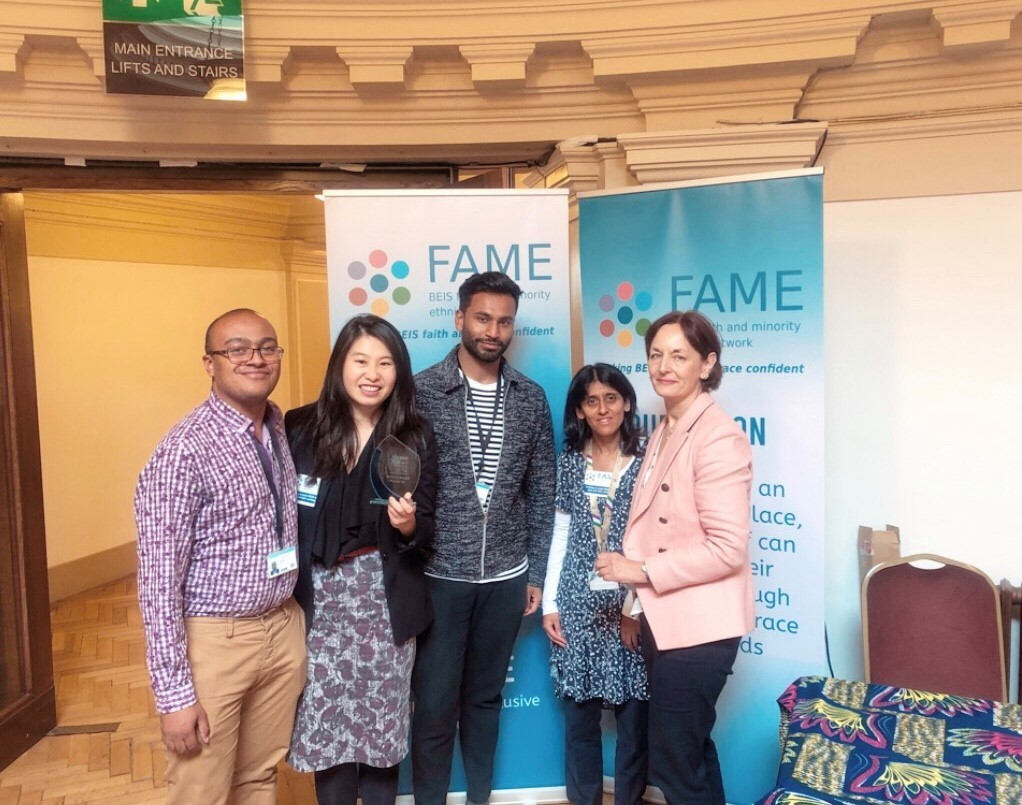 The Faith and Minority Ethnic Network (FAME)