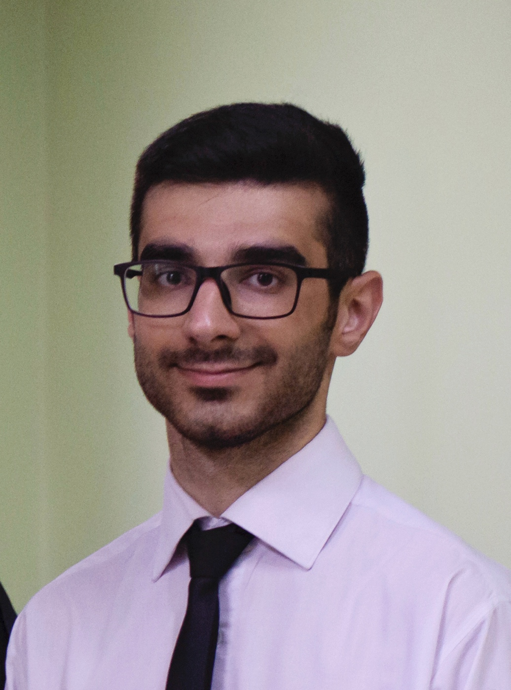 Sadjad Momeni-Moghaddam, Graduate Software Developer