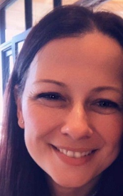 DIO STEM Nertwork Lead Sarah Young