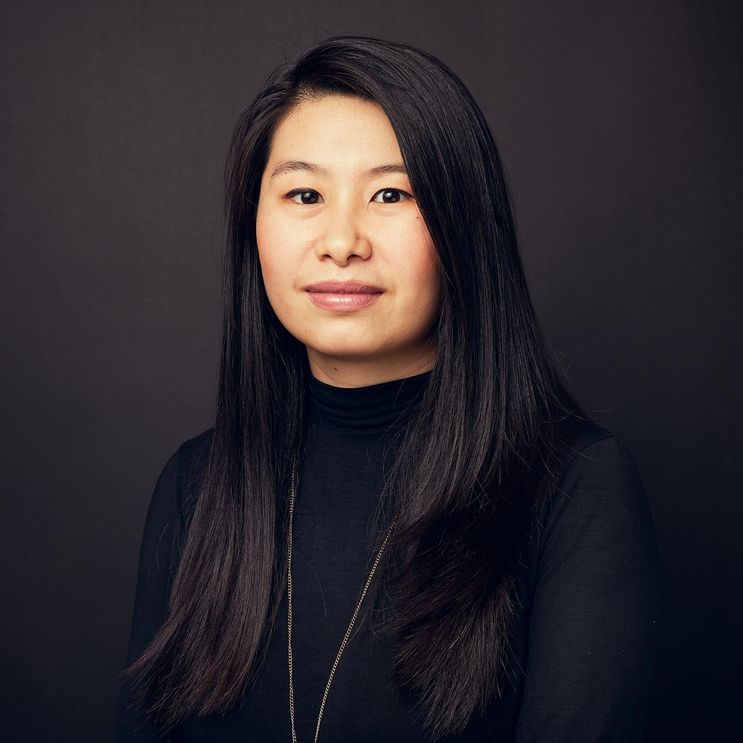 Sharon Lo, Head of Long tTerm iInternational cClimate sStrategy in the Department of Business Energy and Industrial Strategy (BEIS) and Co-Chair of the Faith and Minority Ethnic Network (FAME).