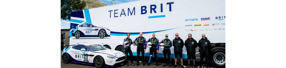 Team BRIT drivers are disabled.