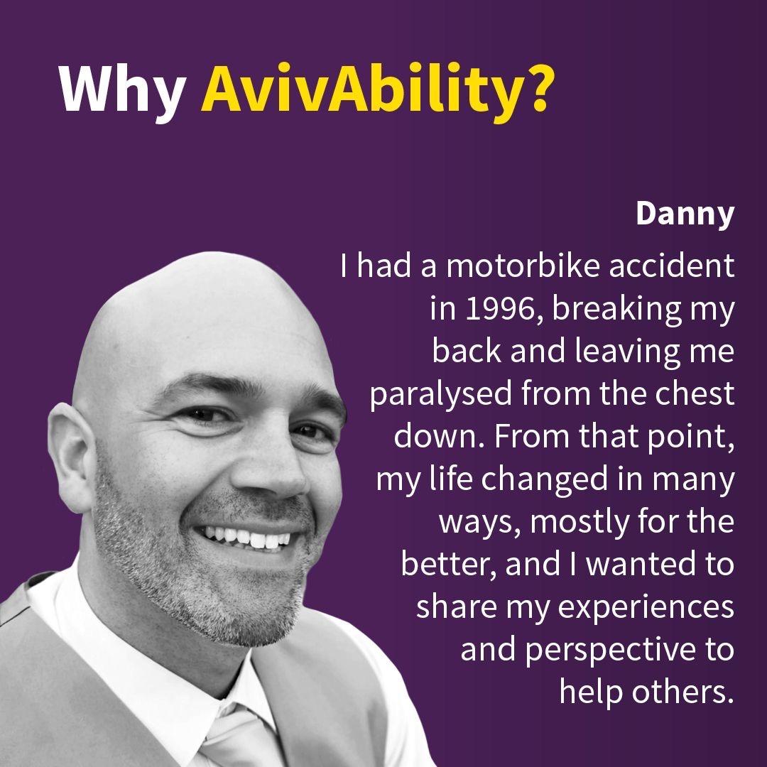 Danny from Aviva