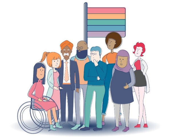 June is Pride Month. We've been speaking to Head of Resourcing Nathalie Tidball, and Inclusion and Diversity Cultural Advisor Nic Smith, to find out what the IPO is doing to make the organisation an inclusive, fair and Brilliant Place to Work for absolutely everyone.