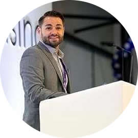Nick Cullen - Communications Manager