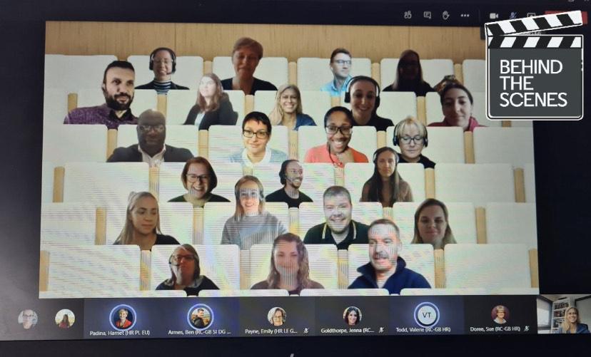 the Siemens GB&I Diversity & Inclusion Champions Workshop