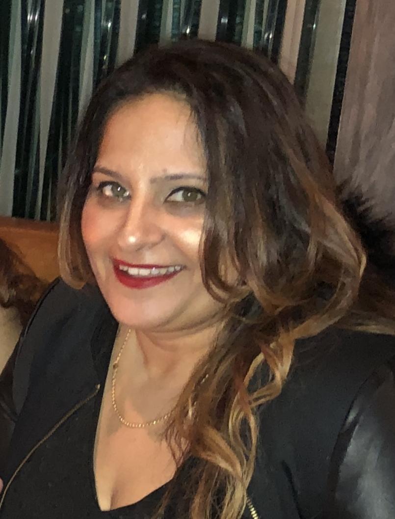 Veena Dhamu, Senior Infrastructure Analyst Consultant