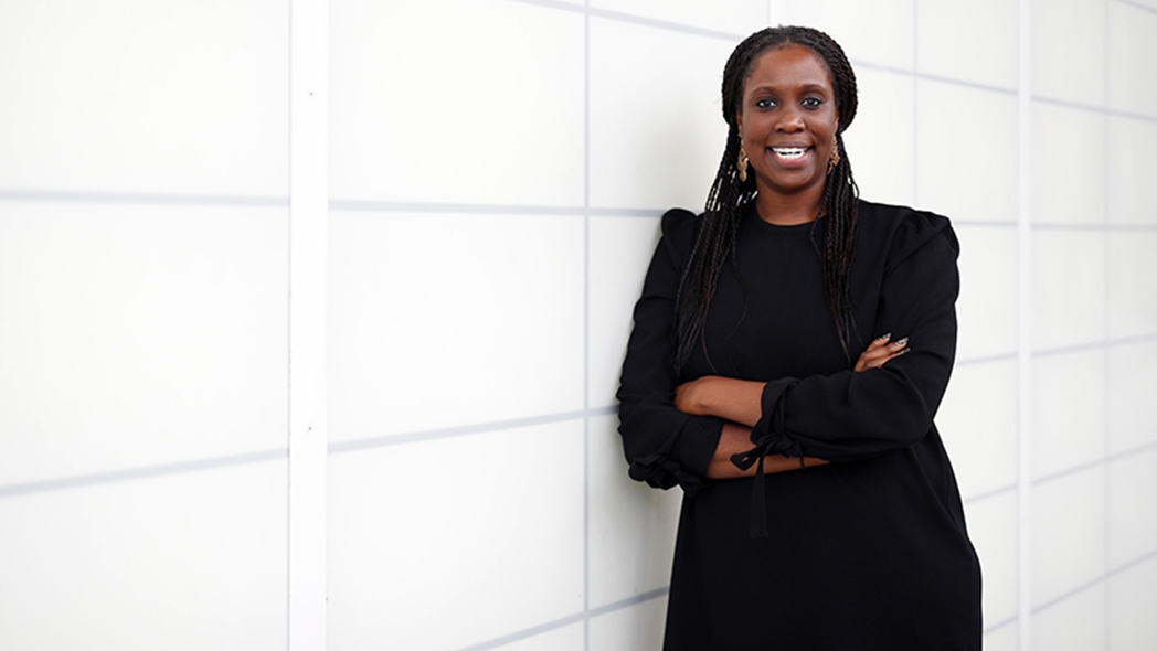 Edleen John, The FA's International Relations, Corporate Affairs and Co-Partner for Equality, Diversity & Inclusion Director