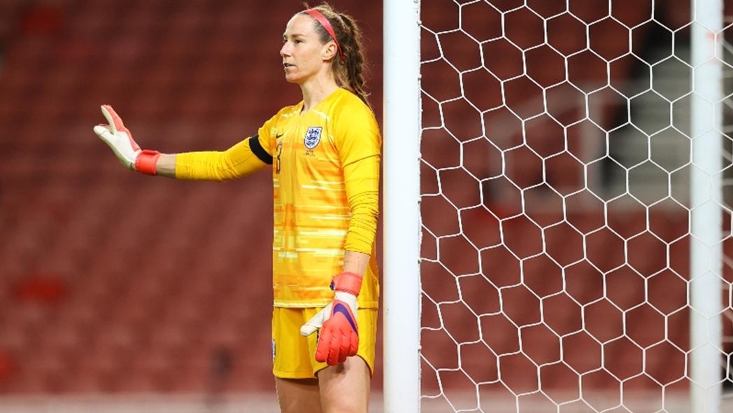 Bardsley has been an England international since 2005