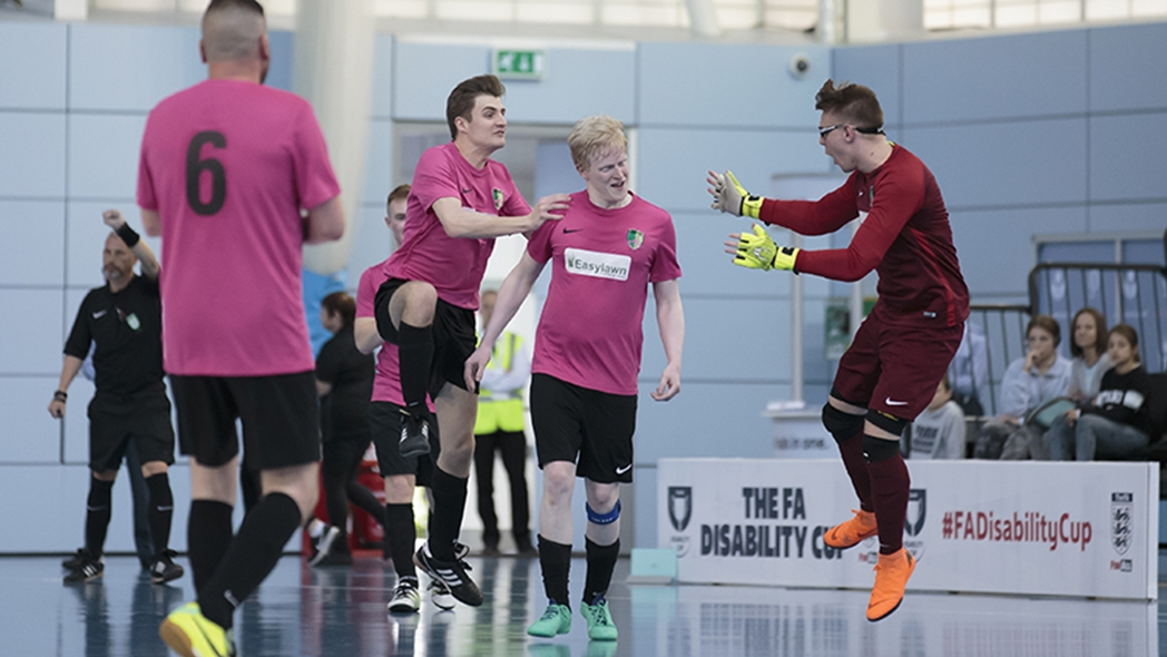 The FA Disability Cup Finals