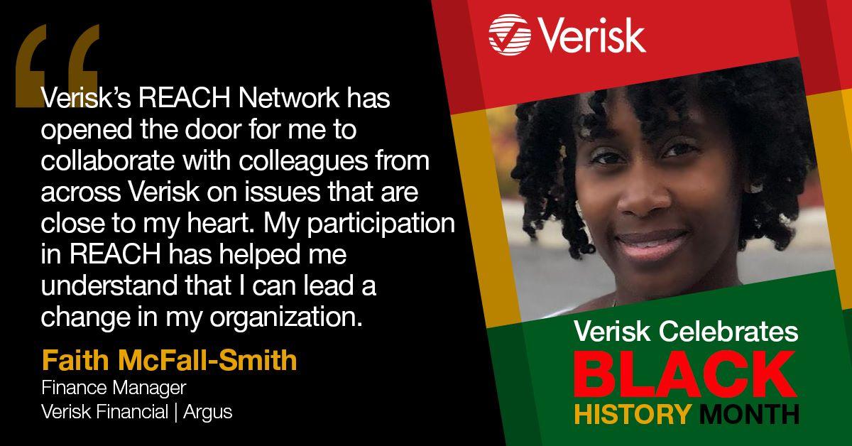 Verisk Black History Month