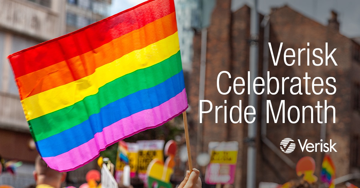 Verisk Pride Month