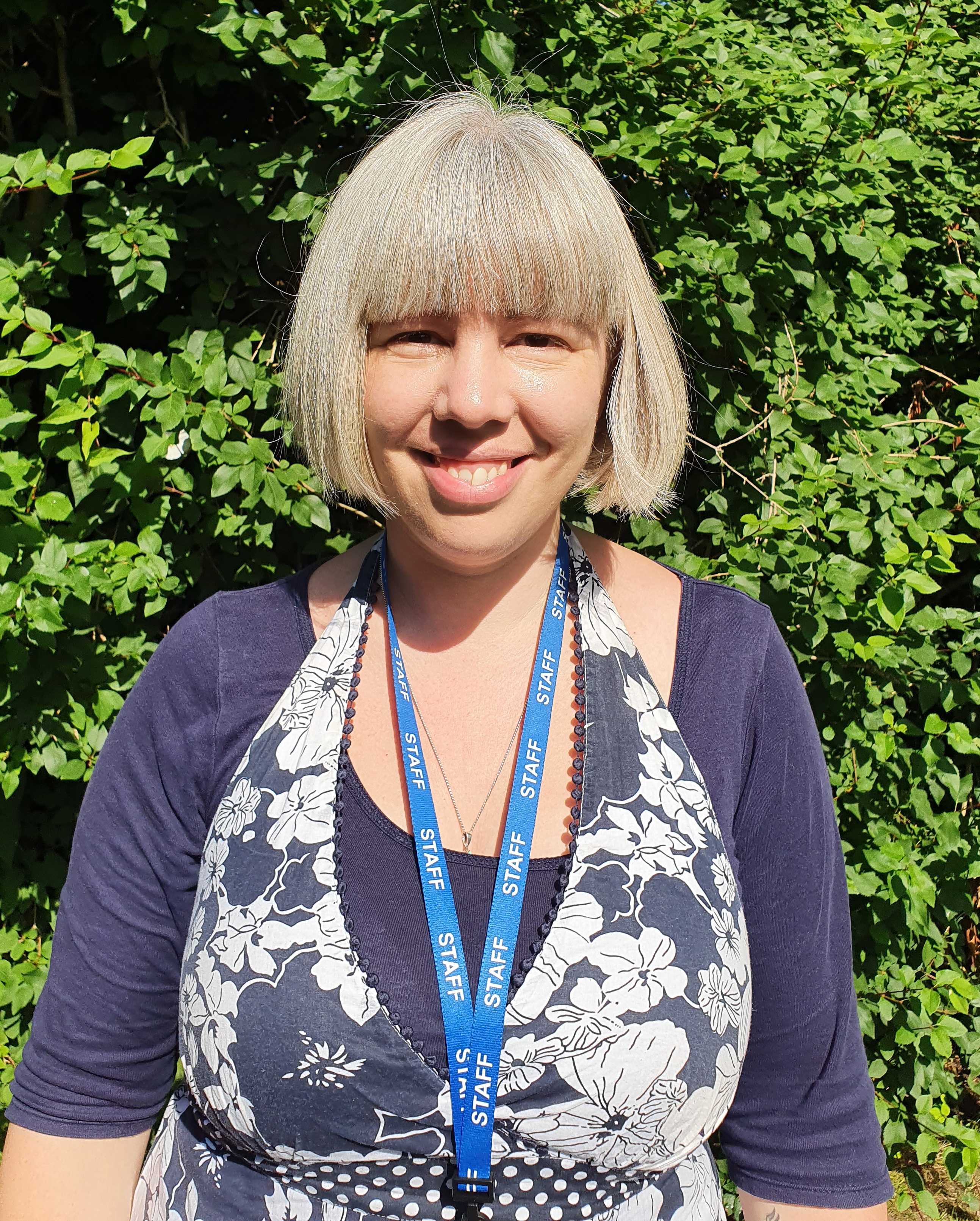 Ruth Martin, Placement Coordinator, Hive College