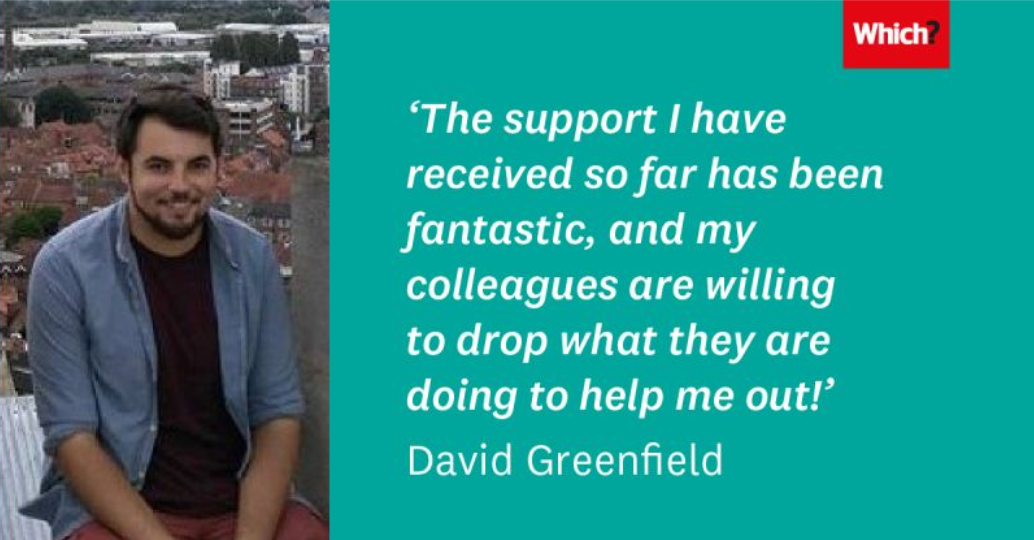 David Greenfield, Content Apprentice