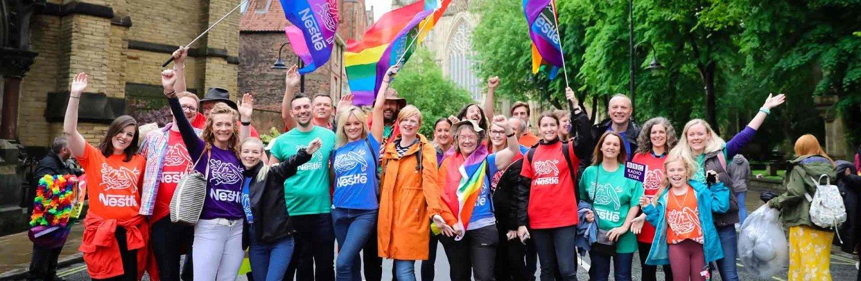 Pride at Nestlé