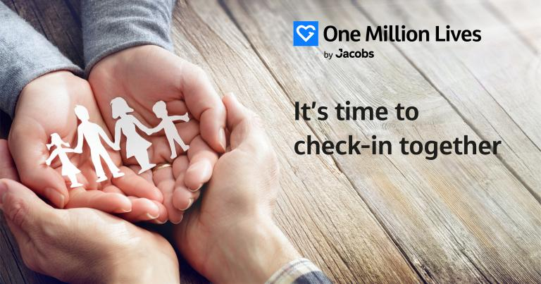 Jacobs Launches One Million Lives – Free Mental Health Check-In Tool