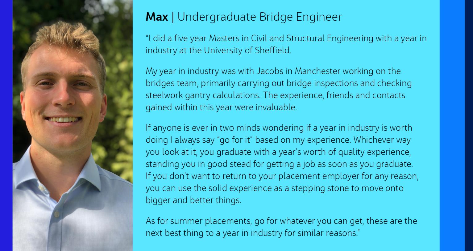 Max Intern Profile