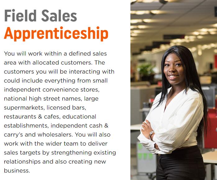 Field Sales Apprentice