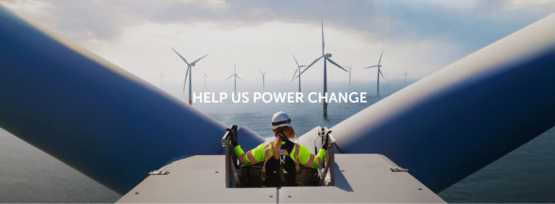 Help us Power Change image