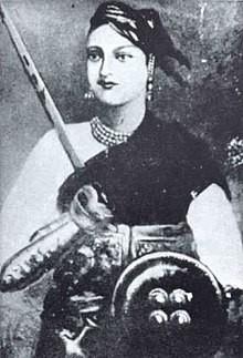 Lakshmi Bai - India's warrior Queen
