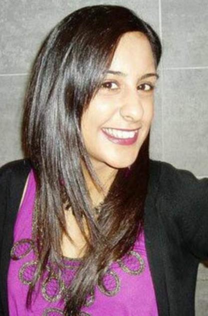 Maryam Qaiser head and shoulder shot