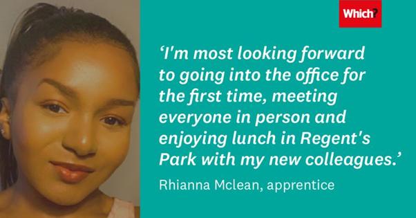Rhianna McLean, Advocacy Apprentice