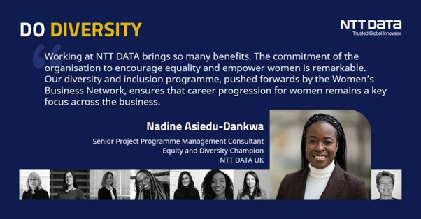 Testimonial from Nadine a black female