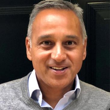 Gharry Eccles, UK Regional Vice President of Cereal Partners Worldwide