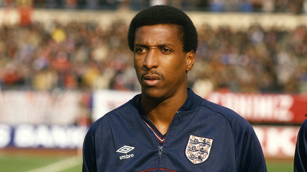 Viv Anderson is among our ten Black icons, as Black History Month takes place in October