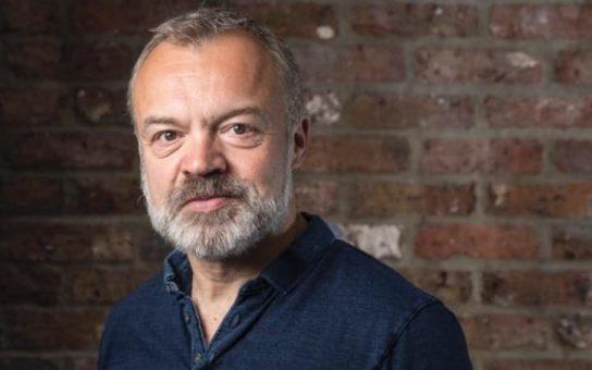 Image of Graham Norton for Shortlist revealed for the British LGBT Awards