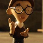 animated ClayKids Character, Albert
