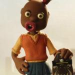 animated ClayKids character. Jessie