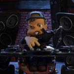 animated ClayKids character, Motor