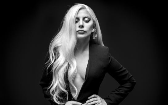 Image of Lady Gaga for Shortlist revealed for the British LGBT Awards