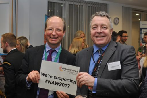 Image of Philip Rutnam, Department For Transport Permanent Secretary And Guy Wilmhurst Smith, Network Rail, STAT