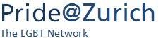 Image of the Pride@Zurich logo