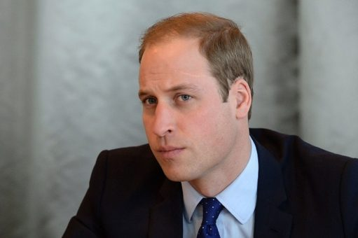 Image of Prince William for Shortlist revealed for the British LGBT Awards