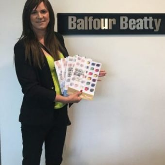 Image of Christina Riley, Balfour Beatty for Shortlist revealed for the British LGBT Awards