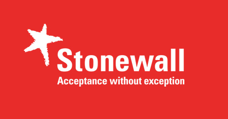 Image of Stonewall for Shortlist revealed for the British LGBT Awards