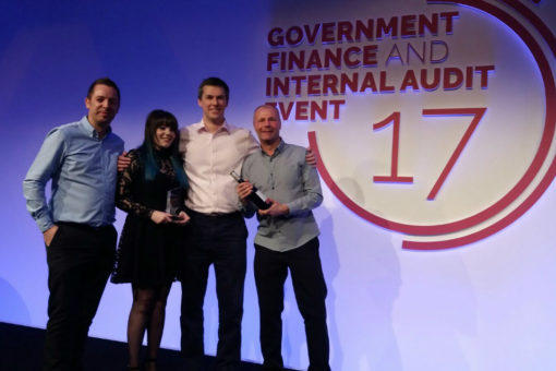 Image of Double Award Success For DVLA