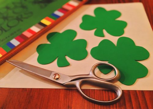 Image of Children's Art Competitions for St Patrick's Day