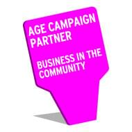 Business in the Community - Age Campaign Planter