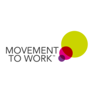 Image of Movement to Work logo.