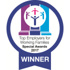 Top Employers for Working Families - Special Awards 2017  logo