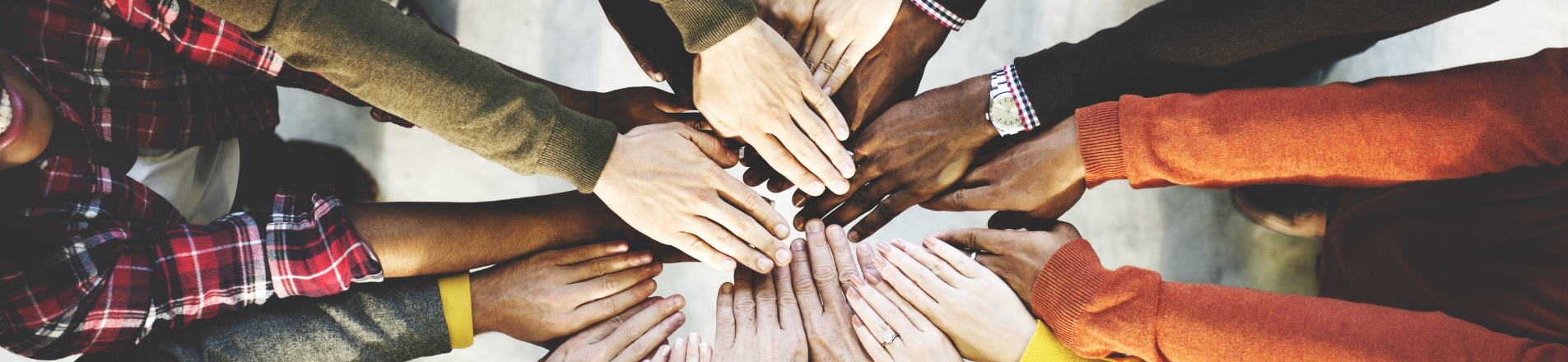 How do you make a multi-faith workplace work? Inclusive hands celebrating multi-faith