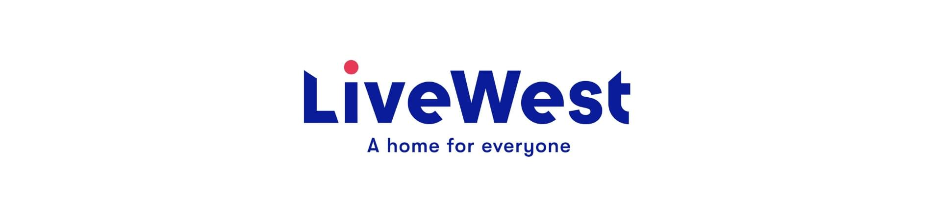 Image of the words LiveWest A Home For Everyone