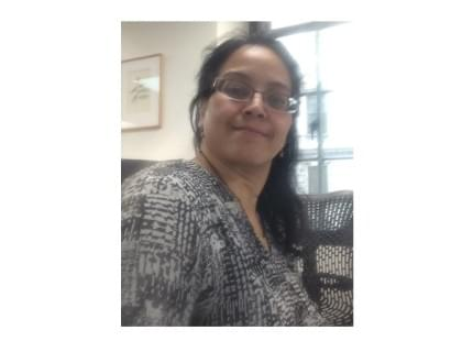 Image of Rajeshri Patel, Cabinet Office employee